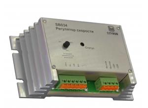 Регулятор скорости вентилятора SB034 (6А) электронный (арт.2004)