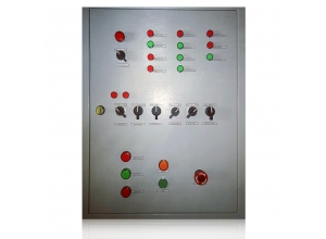 Щит управления станком по изготовлению пенопласта на контроллере SIEMENS
